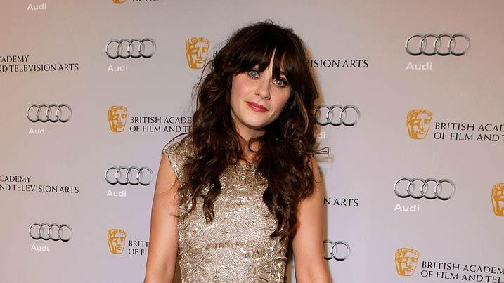 Zooey Deschanel BAFT As