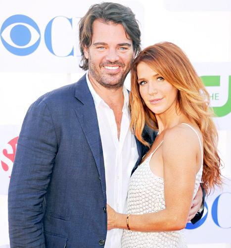 Poppy Montgomery Welcomes Baby Girl With Boyfriend Shawn Sanford