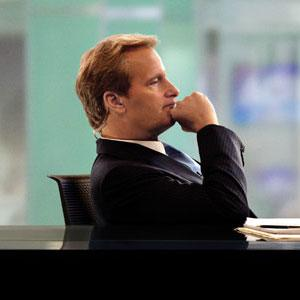 'The Newsroom': Aaron Sorkin Borrows a Bit From ... Aaron Sorkin