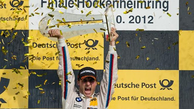 Bruno Spengler (CAN), DTM-Champion 2012