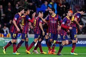 Barcelona agrees 'innovative' sponsorship deal with Intel