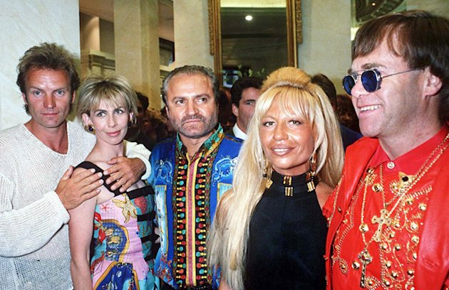 Donatella Versace Dishes On Her Next Couture Collection And Following In Gianni's Footsteps
