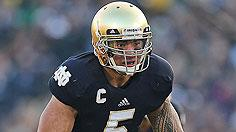 Manti Te'o 2012 Season Highlights