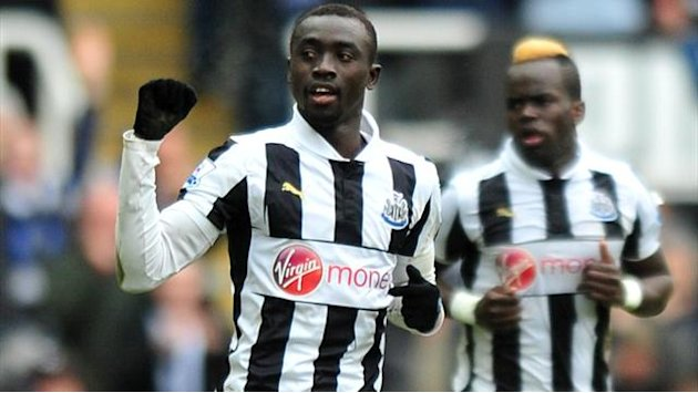 Premier League - Late Cisse strike earns Newcastle win over Stoke