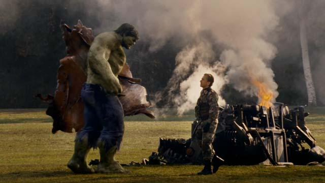 Incredible Hulk Trailer 2