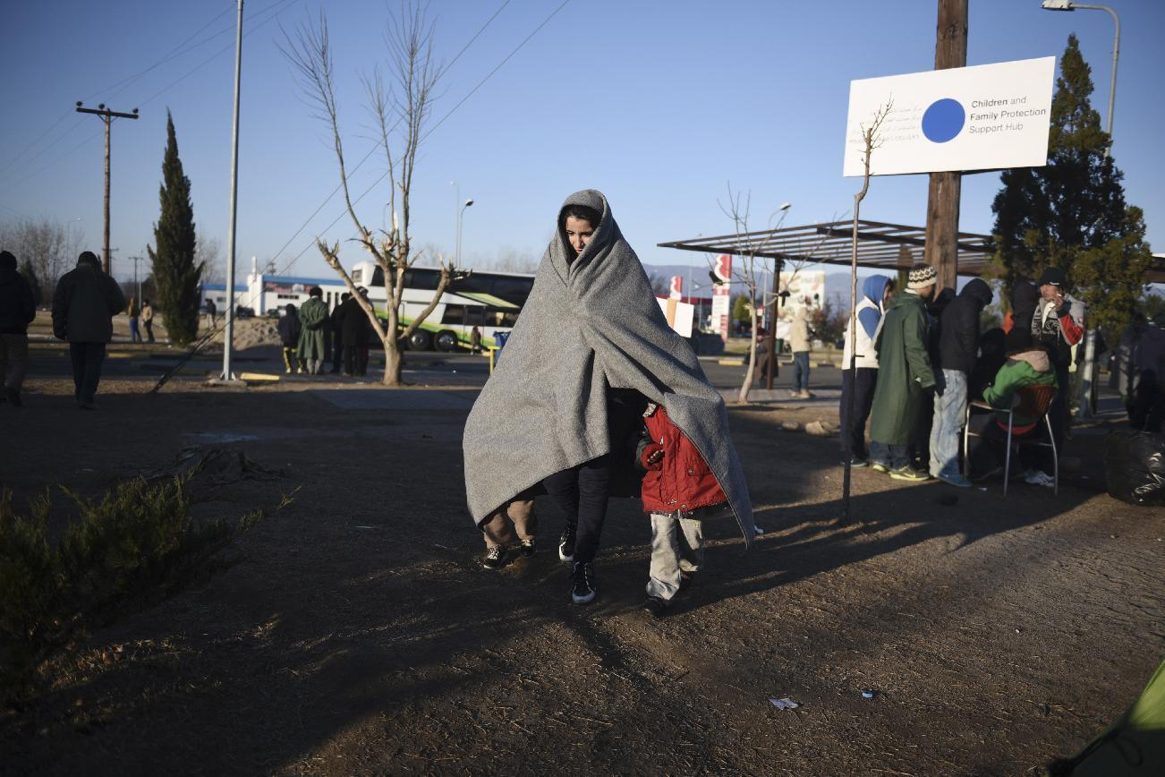 EU ministers want to buttress borders to stem refugee flow