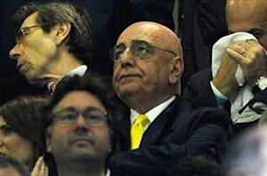 Galliani: AC Milan has received Pato offer