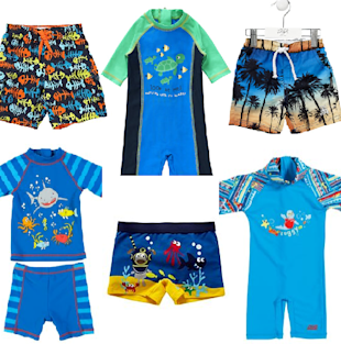 Our favourite swimwear picks for kids this summer!
