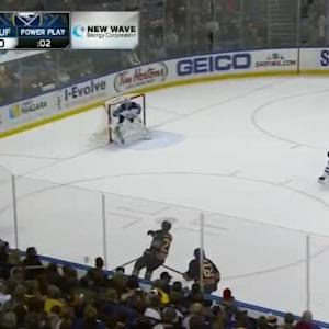 Ondrej Pavelec Save on Tyler Ennis (19:10/2nd)