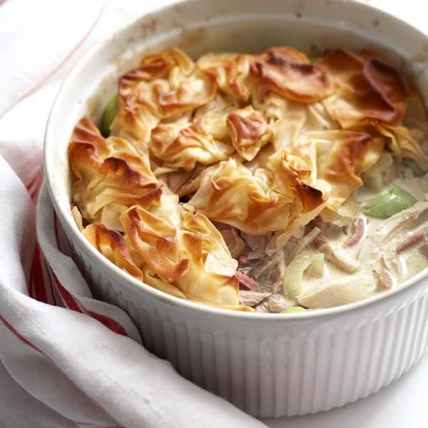 Chicken & Leek Pie Recipes — Dishmaps