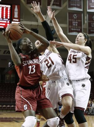 Stanford and UConn ready for early-season test