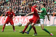 Bayern&#39;s Petersen set for Werder Bremen loan move