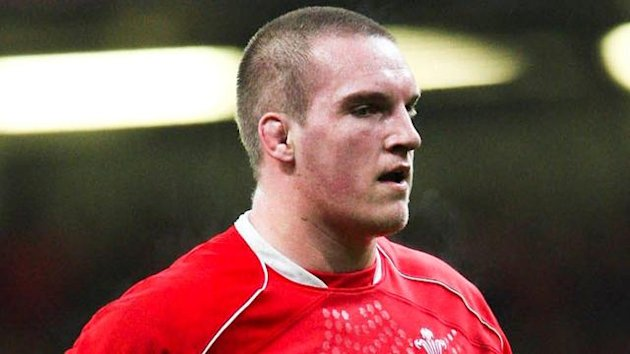 Gethin Jenkins (PA Photos)