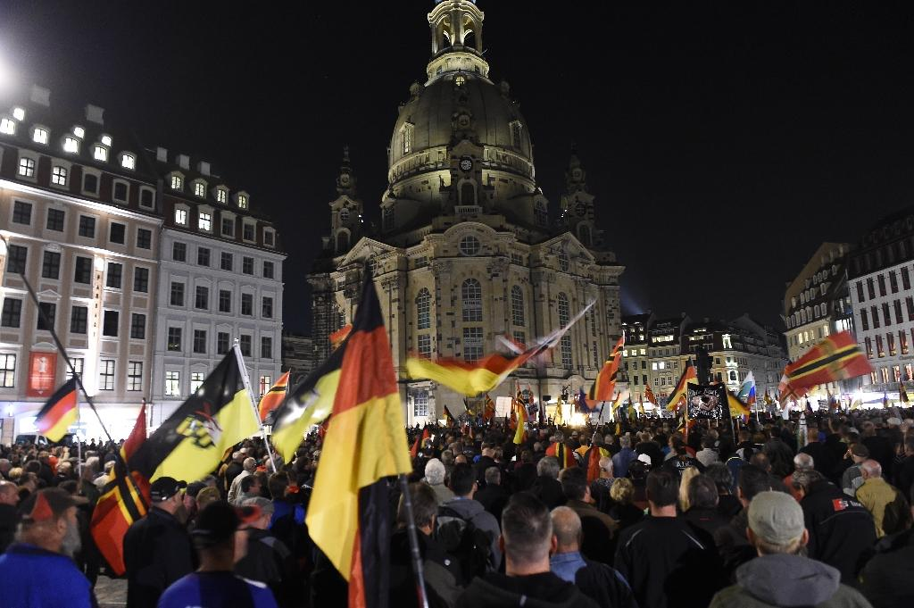 German media seek protection after anti-Islam protest assault