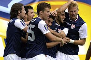 USA to face Scotland in November friendly