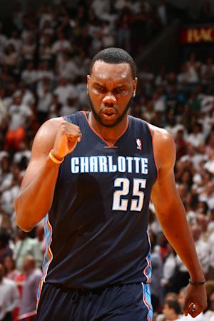 Bobcats C Jefferson says he's ready for Game 3