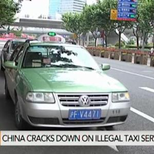 Uber Offices Said to Be Raided in Guangzhou
