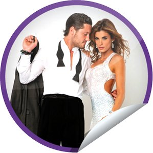 'Dancing With the Stars' sticker