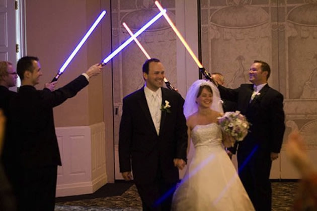 Scotland May Allow Jedi To Perform Marriage Ceremonies