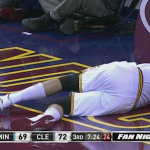 Varejao Injury