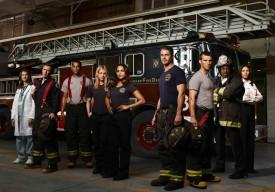 RATINGS RAT RACE: 'Chicago Fire' Rises, 'Nashville' Flat, World Series' Game 1 Down