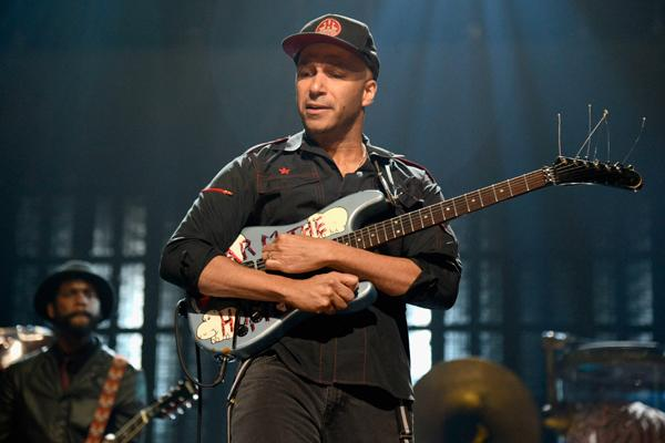Tom Morello Offers Free 'Union Town' Tracks for May Day