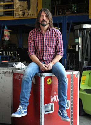 Foo Fighters to show making of album on HBO series