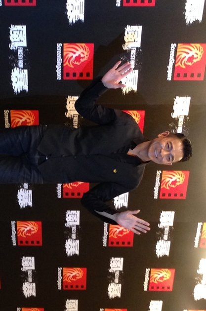 Andy Lau says he's interested in working with Singaporean director Anthony Chen. (Yahoo photo)