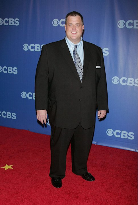 Billy Gardell (&quot;Mike &amp; Molly&quot;) attends the 2010 CBS Upfront at The Tent at Lincoln Center on May 19, 2010 in New York City. 