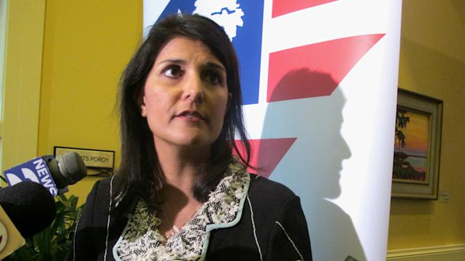 Haley: Hopes to report on hacking probe next week