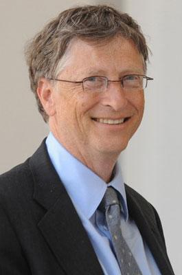 1. Bill Gates, Medina, Wash., $66 billion