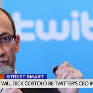 Dick Costolo: Will He Be Twitter's CEO in 2015?