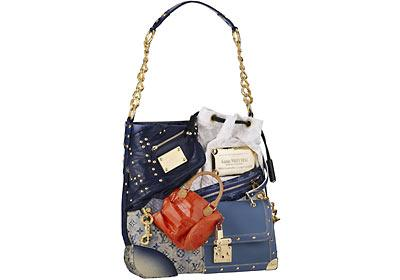 LV Tribute Patchwork Bag, $42,000