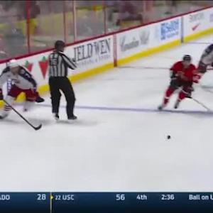 Blue Jackets at Senators / Game Highlights