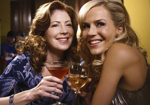 Exclusive: Dana Delany Set for Desperate Housewives Finale – Will Julie Benz Join Her?