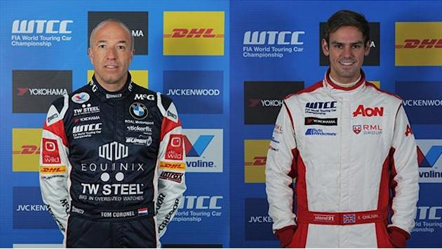 WTCC - Roal to run Chevrolet for Chilton and Coronel