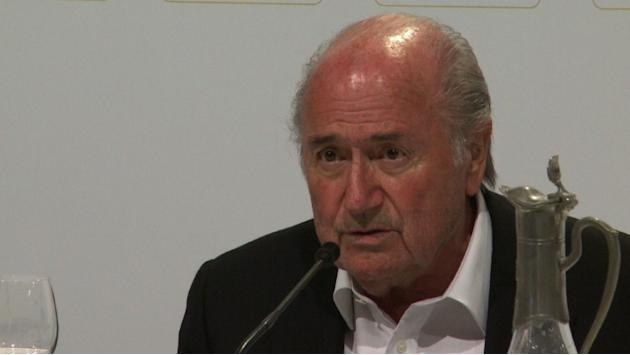 FIFA chief pushes for 2022 World Cup in winter