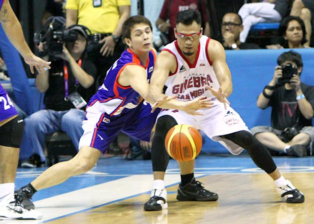 Mark Caguioa and the rest of the Kings will now be coached by Alfrancis Chua. (PBA Images)