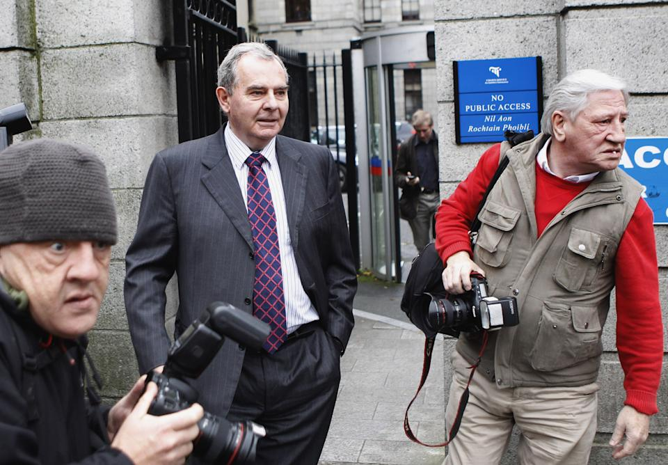 Judge orders Irish tycoon jailed for contempt