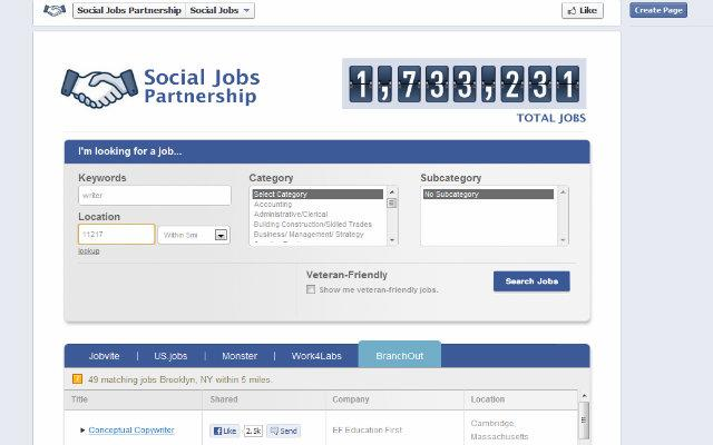 Facebook's New Job Board Puts LinkedIn on Notice