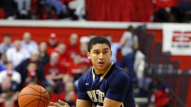 NCAA Basketball: Pittsburgh at Rutgers
