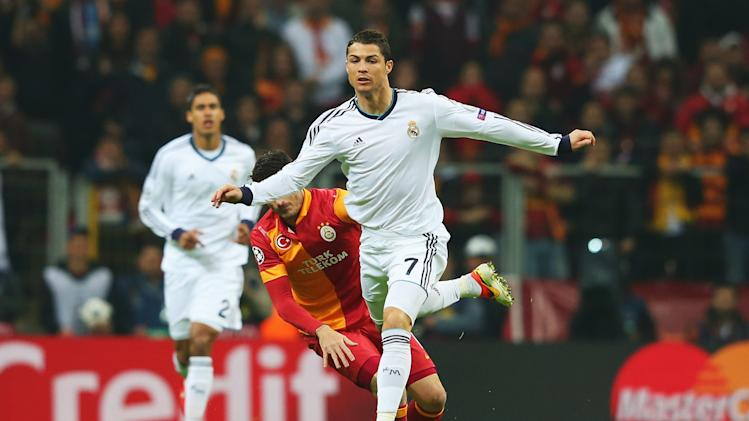Galatasaray AS v Real Madrid - UEFA Champions League Quarter Final