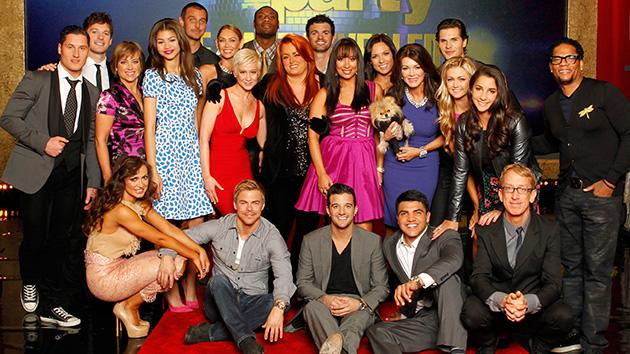 """Dancing With the Stars"" Season 16 cast"
