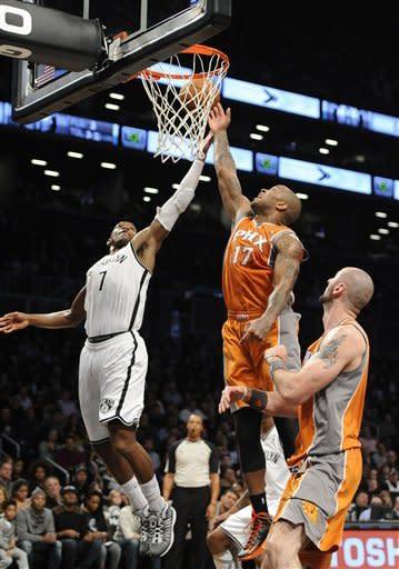 Joe Johnson leads Nets over Suns, 99-79