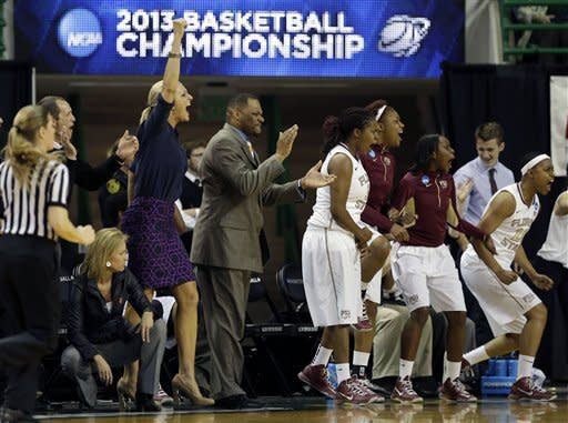 FSU ousts Princeton 60-44 in NCAAs