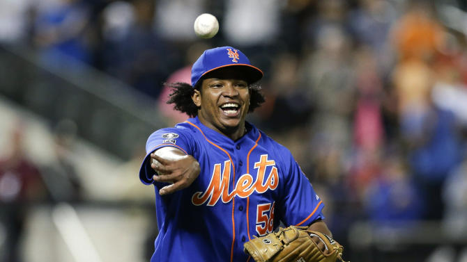 Mets' Mejia suspended for year for positive drug test