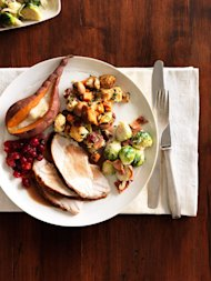 Thanksgiving Express: Your 1-Day Plan to Cooking Thanksgiving Dinner