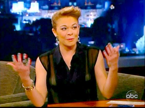 "Leann Rimes Tells Brandi Glanville ""Screw You,"" Debuts Pompadour Hairdo"