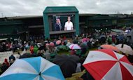 Rain Delays Murray's Wimbledon Charge