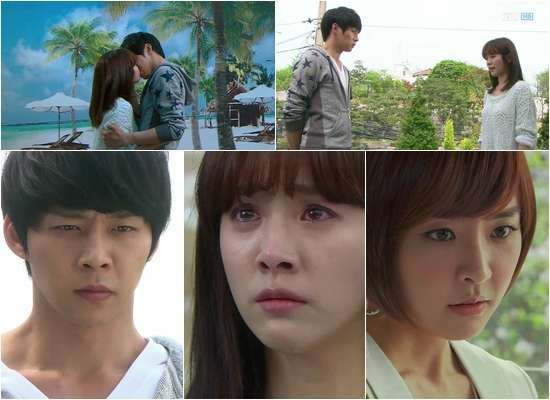 'Rooftop Prince' Park Yoo Chun and Han Jin Min Kiss and Say Good-Bye